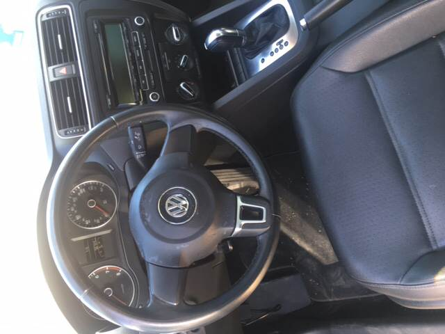 2013 Volkswagen Jetta SE PZEV 4dr Sedan 6A - San Antonio TX