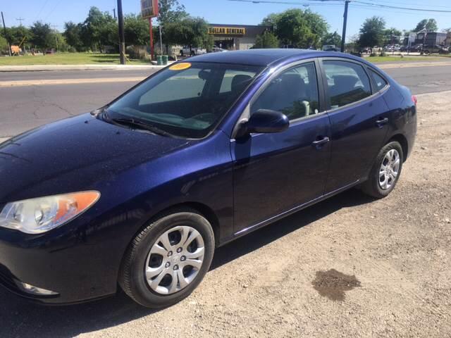 2010 Hyundai Elantra Blue 4dr Sedan - San Antonio TX