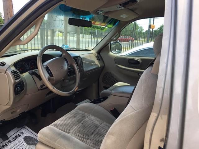 2002 Ford F-150 4dr SuperCab XLT 2WD Styleside SB - San Antonio TX