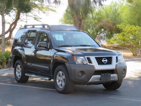 2011 Nissan Xterra for sale in Las Vegas, NV