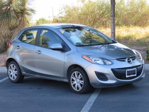 2014 Mazda MAZDA2 for sale in Las Vegas, NV