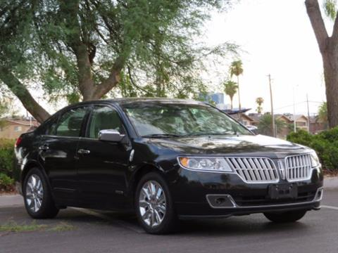 2012 Lincoln MKZ Hybrid for sale in Las Vegas, NV