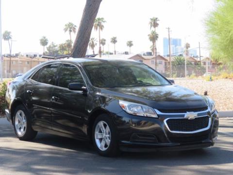 2015 Chevrolet Malibu for sale in Las Vegas, NV