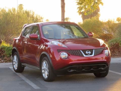 2014 Nissan JUKE for sale in Las Vegas, NV