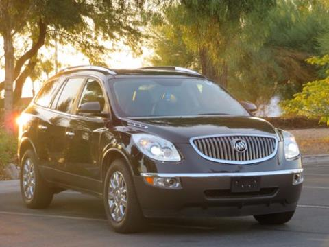 2012 Buick Enclave for sale in Las Vegas, NV