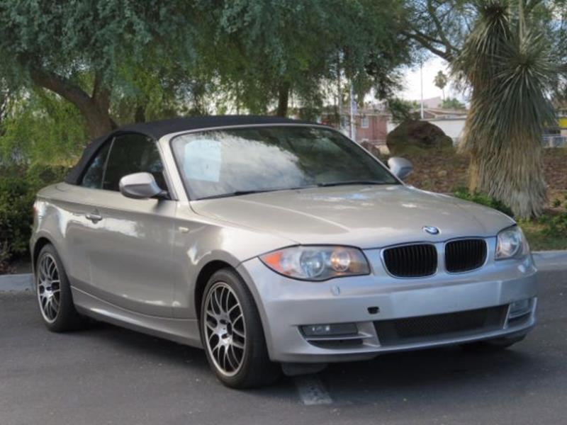 Bmw Series I Dr Convertible In Las Vegas NV First - 2010 bmw 128i convertible