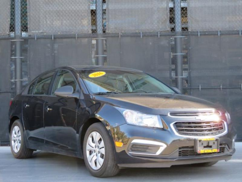 Chevrolet Las Vegas >> 2016 Chevrolet Cruze Limited Ls Auto In Las Vegas Nv First