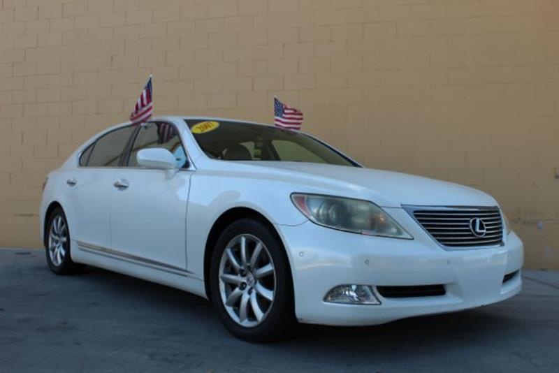 2007 Lexus LS 460 For Sale At First National Autos In Las Vegas NV