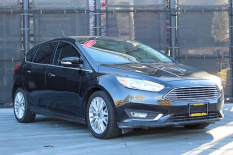 2015 Ford Focus for sale in Las Vegas, NV
