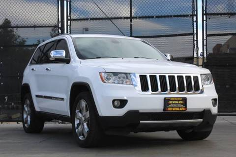 2013 Jeep Grand Cherokee for sale in Las Vegas, NV