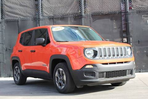 2015 Jeep Renegade for sale in Las Vegas, NV
