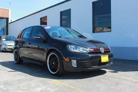 2012 Volkswagen GTI for sale in Lakewood, WA