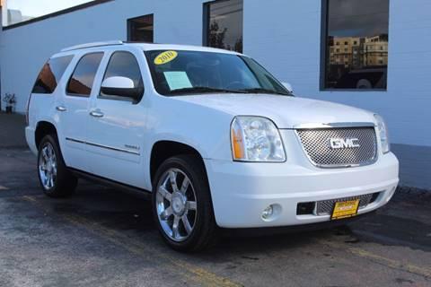 2010 GMC Yukon for sale in Lakewood, WA