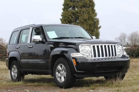 2011 Jeep Liberty for sale in Lakewood, WA