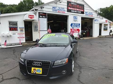 2009 Audi A5 for sale in Bellingham, MA