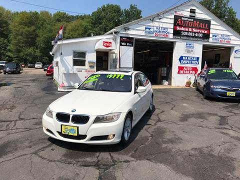 2010 BMW 3 Series for sale in Bellingham, MA