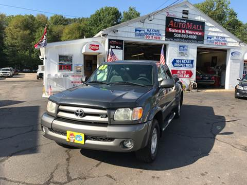 2003 Toyota Tundra for sale in Bellingham, MA