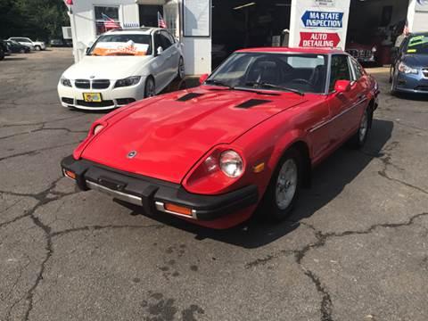 1979 Datsun 280ZX for sale in Bellingham, MA