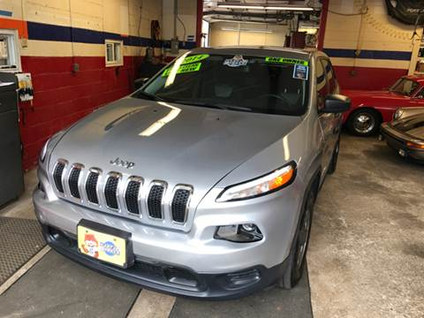2014 Jeep Cherokee for sale in Bellingham, MA