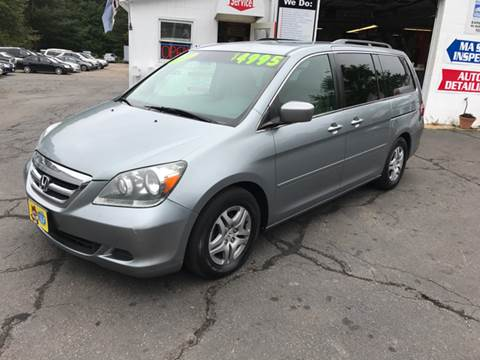 2007 Honda Odyssey for sale in Bellingham, MA