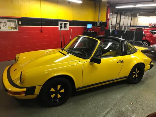 1975 Porsche 911 S TARGA In Bellingham MA - Milford Automall