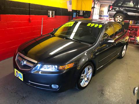 Acura TL For Sale In Huntsville AL Carsforsalecom - 2007 acura tl for sale