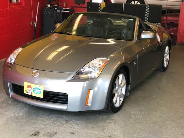 2004 Nissan 350z Touring 2dr Roadster In Bellingham Ma Milford