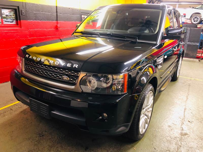 Land Rover Milford >> 2011 Land Rover Range Rover Sport 4x4 Hse 4dr Suv In Bellingham Ma