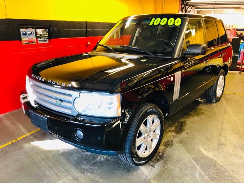 Land Rover Milford >> 2008 Land Rover Range Rover 4x4 Hse 4dr Suv In Bellingham Ma