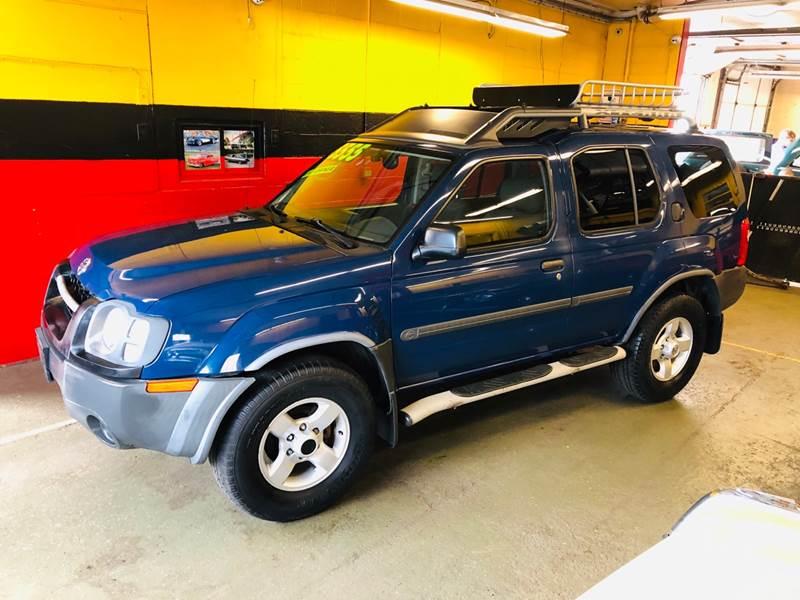 Nissan Milford Ma >> 2004 Nissan Xterra XE 4WD 4dr SUV V6 In Bellingham MA ...
