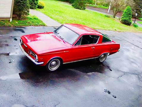 1965 Plymouth Barracuda for sale in Bellingham, MA