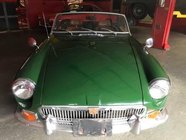 1971 Mg Mgb MGB In Bellingham MA - Milford Automall Sales