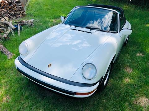 1989 Porsche 911 for sale in Bellingham, MA