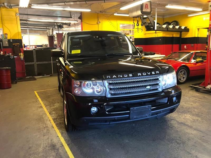 Land Rover Milford >> 2006 Land Rover Range Rover Sport Hse 4dr Suv 4wd In Bellingham Ma