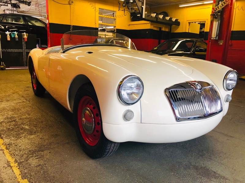 1959 Mg Mgc Roadster In Bellingham MA - Milford Automall