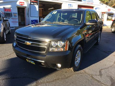 2010 Chevrolet Avalanche for sale in Bellingham, MA