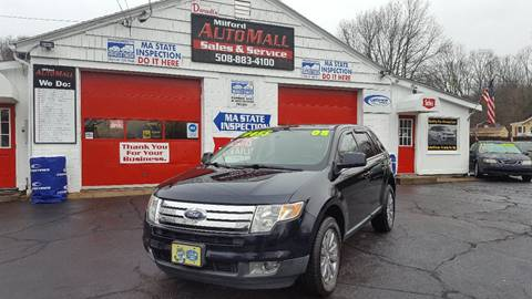 2008 Ford Edge for sale in Bellingham, MA