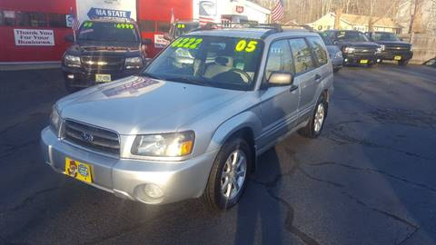 2005 Subaru Forester for sale in Bellingham, MA