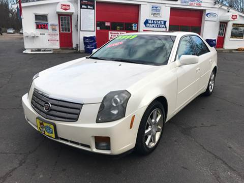 2004 Cadillac CTS for sale in Bellingham, MA