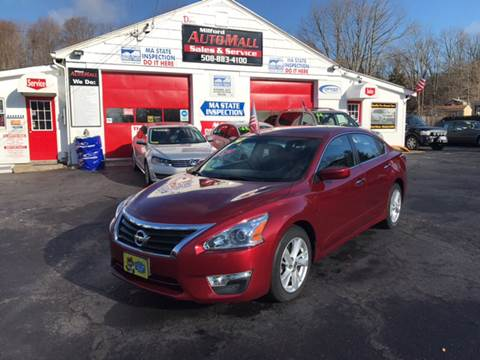 2013 Nissan Altima for sale in Bellingham, MA