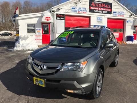 2007 Acura MDX for sale in Bellingham, MA