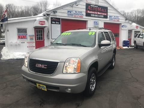 2007 GMC Yukon for sale in Bellingham, MA