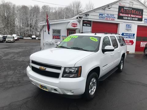 2011 Chevrolet Suburban for sale in Bellingham, MA