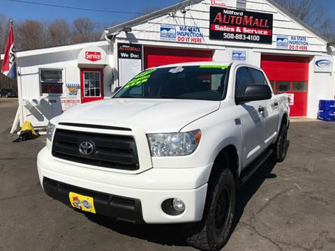 2010 Toyota Tundra for sale in Bellingham, MA