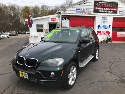 2009 BMW X5 for sale in Bellingham, MA