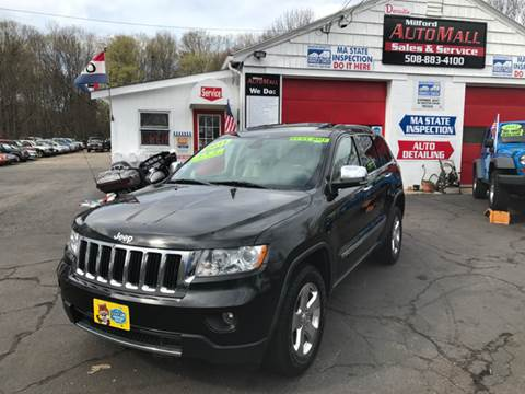 2011 Jeep Grand Cherokee for sale in Bellingham, MA