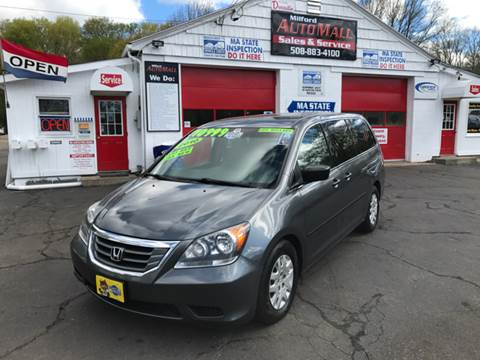 2010 Honda Odyssey for sale in Bellingham, MA