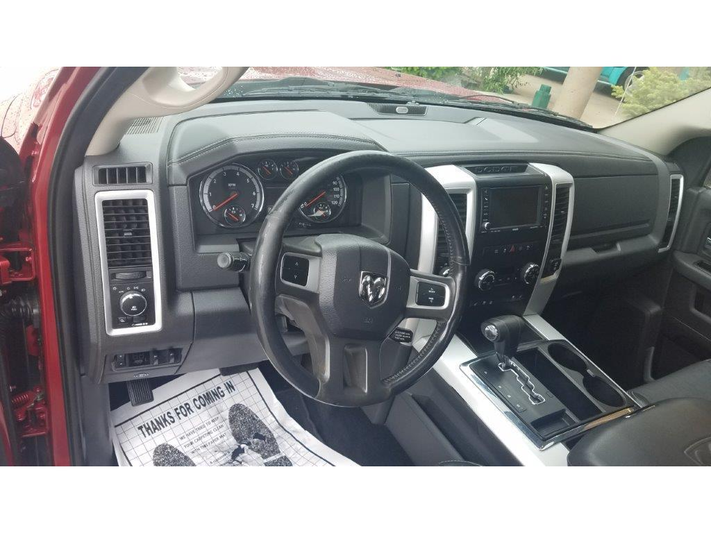 2011 RAM Ram Pickup 1500 for sale at Riverside Auto Center in Bonners Ferry ID