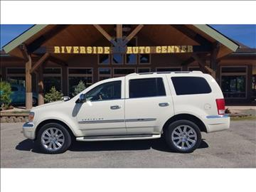 2009 Chrysler Aspen for sale at Riverside Auto Center in Bonners Ferry ID