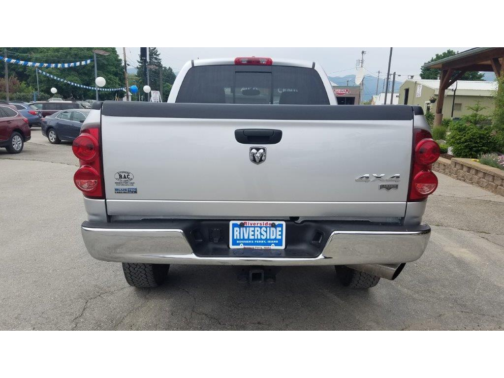 2008 Dodge Ram Pickup 3500 for sale at Riverside Auto Center in Bonners Ferry ID